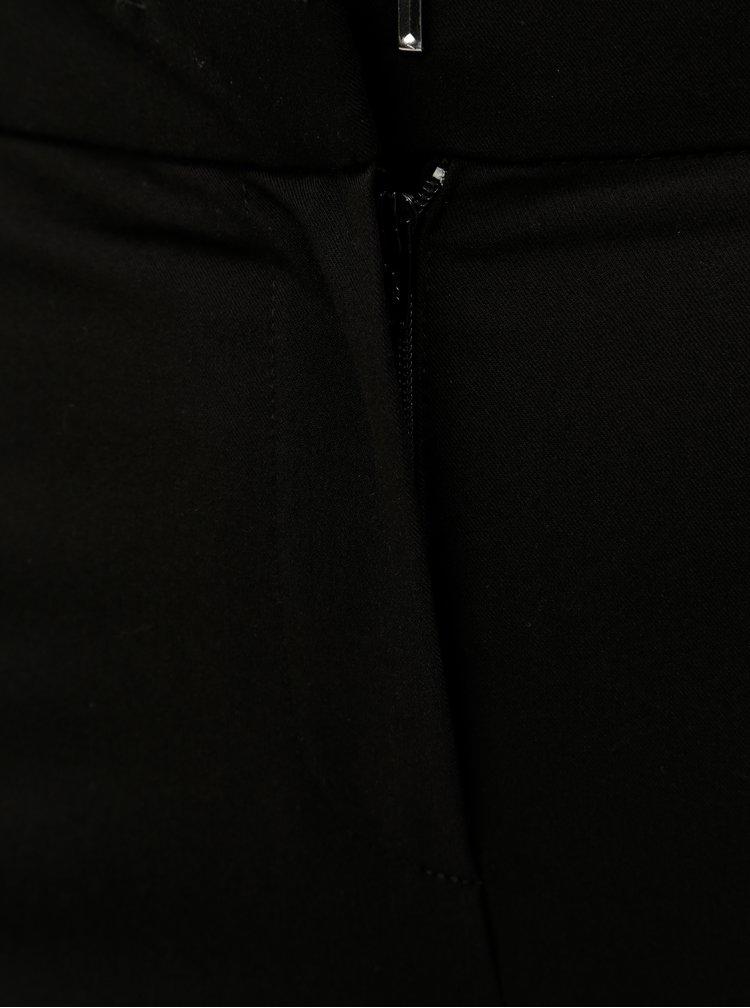 Pantaloni negri slim Dorothy Perkins