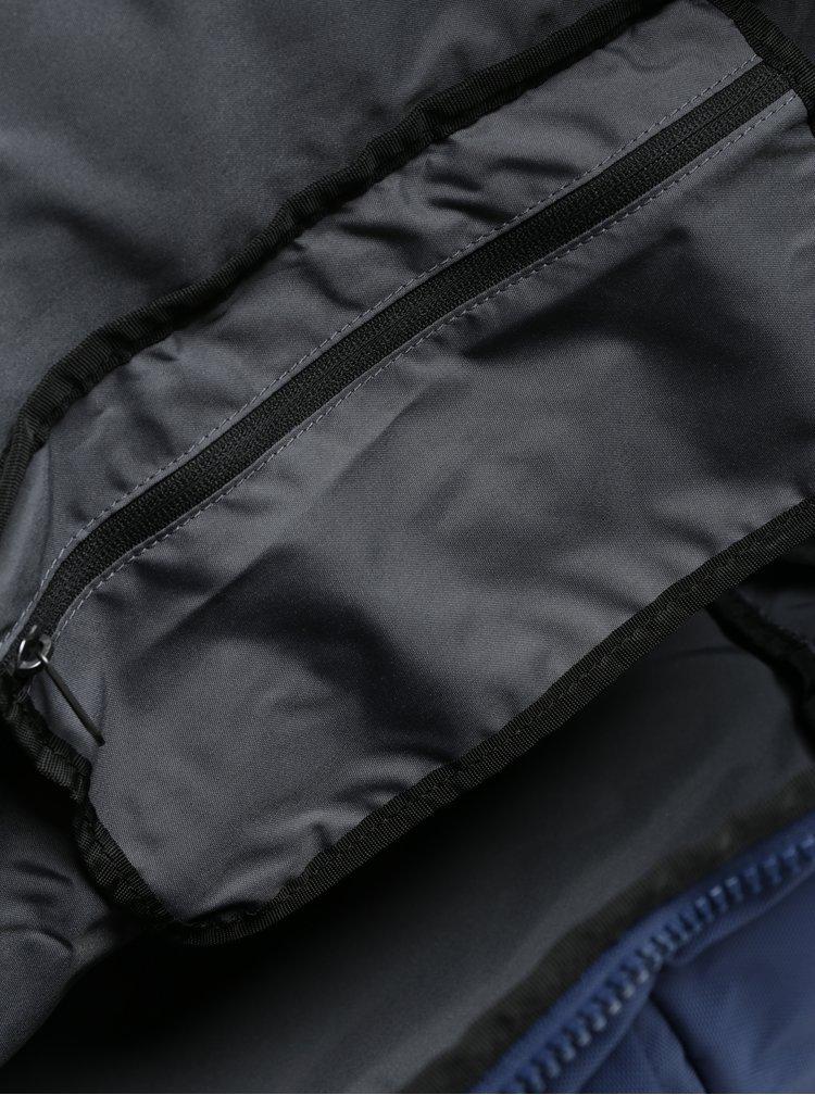 Geanta sport negru-albastru Nike Midnight 37 l