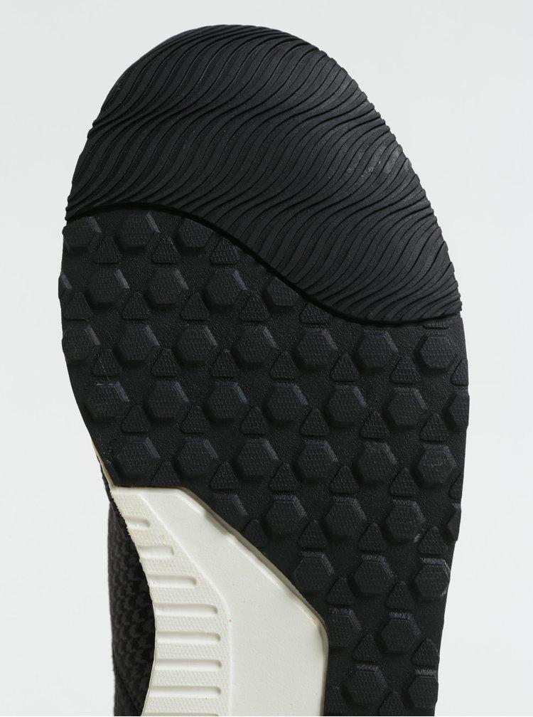 Čierne dámske semišové tenisky Pepe Jeans Koko