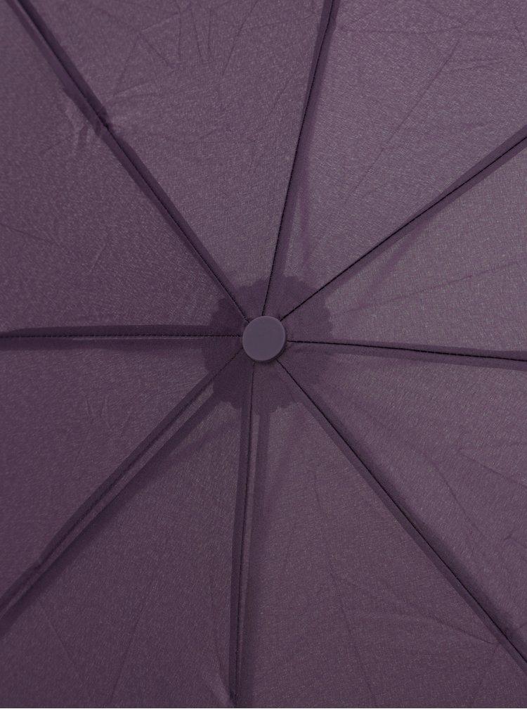 Fialový skládací deštník Rainy Seasons