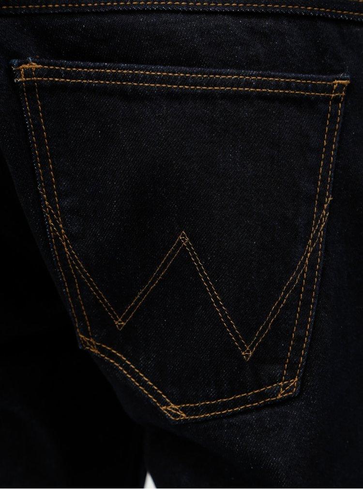 Tmavě modré slim džíny Wrangler Larston
