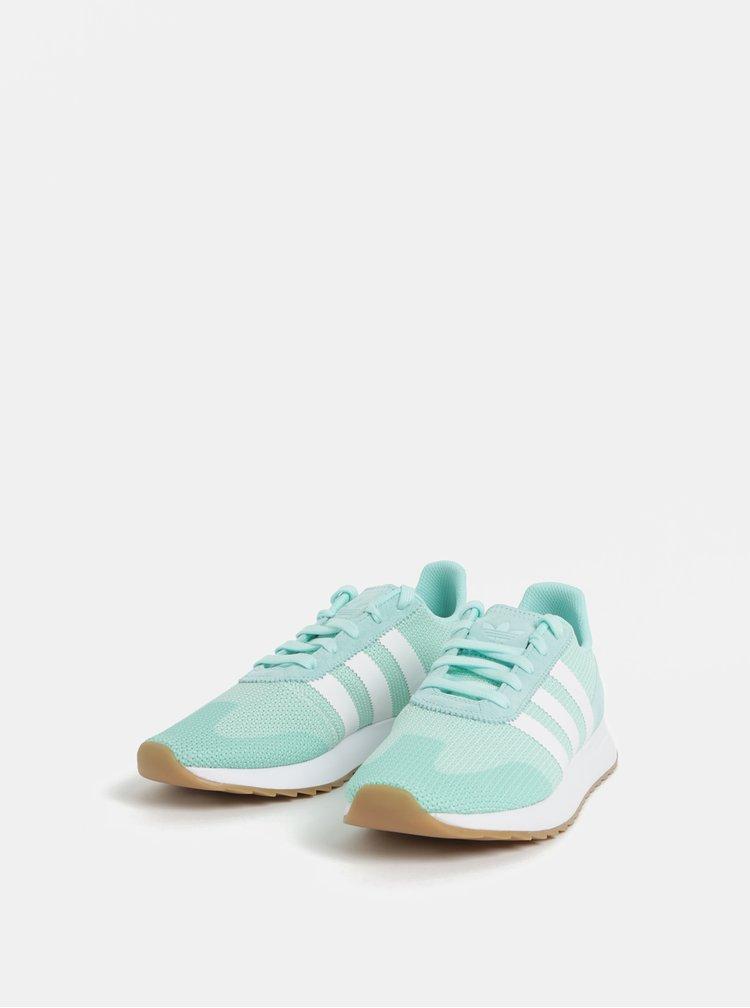Mentolové dámské tenisky adidas Originals Runner