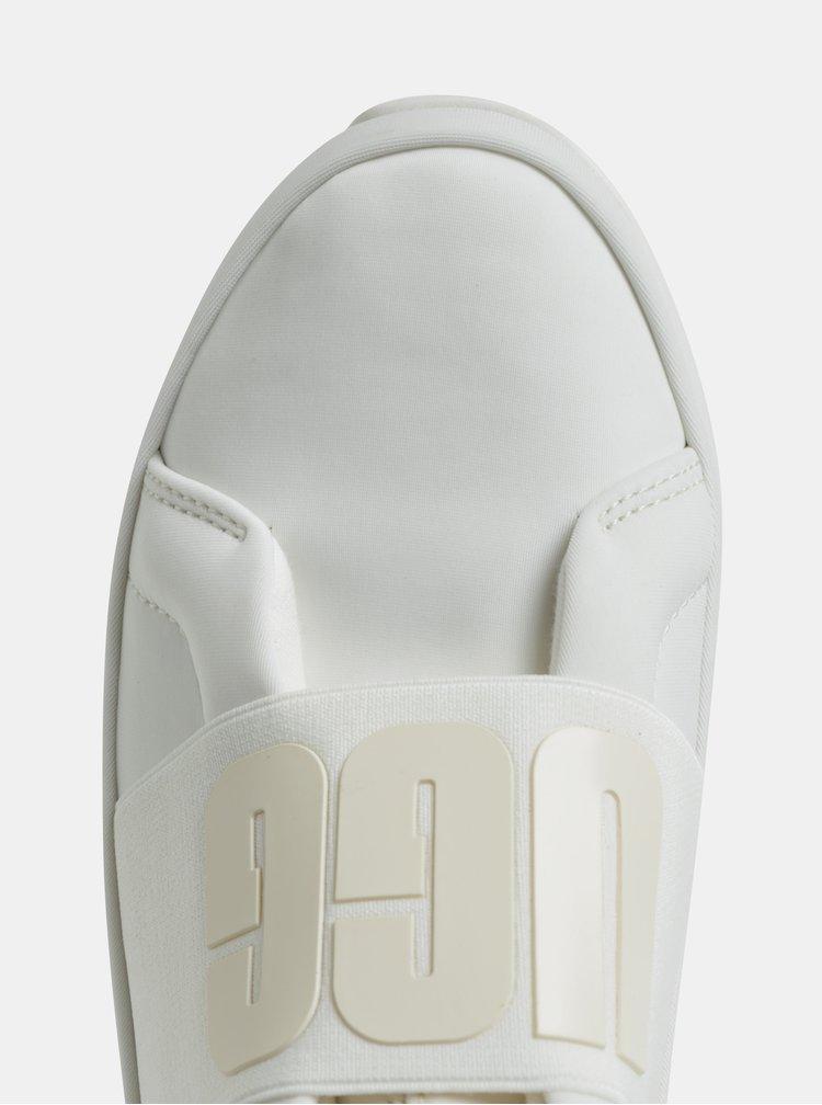 Bílé kotníkové tenisky UGG Neutra