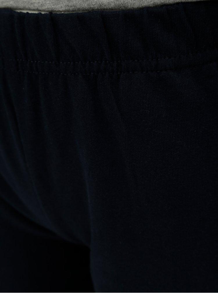 Modro-šedé klučičí dvoudílné pyžamo Name it
