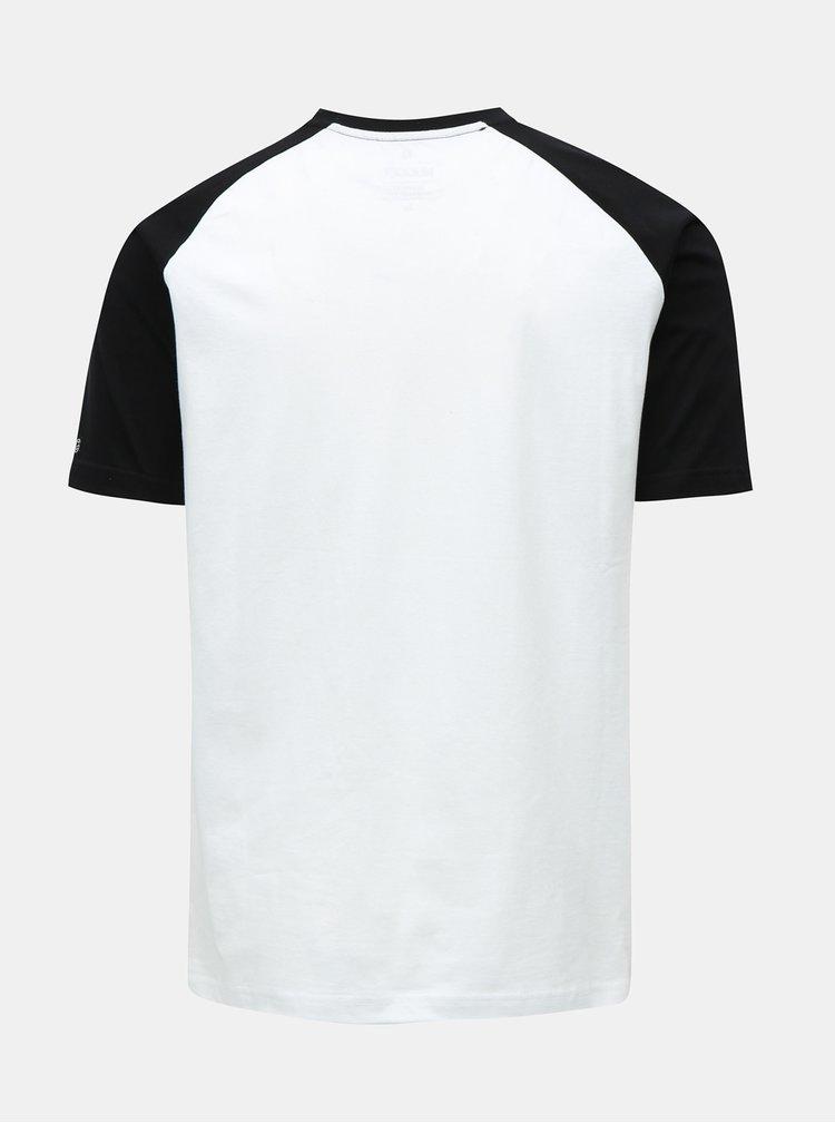 Černo-bílé pánské tričko Nugget