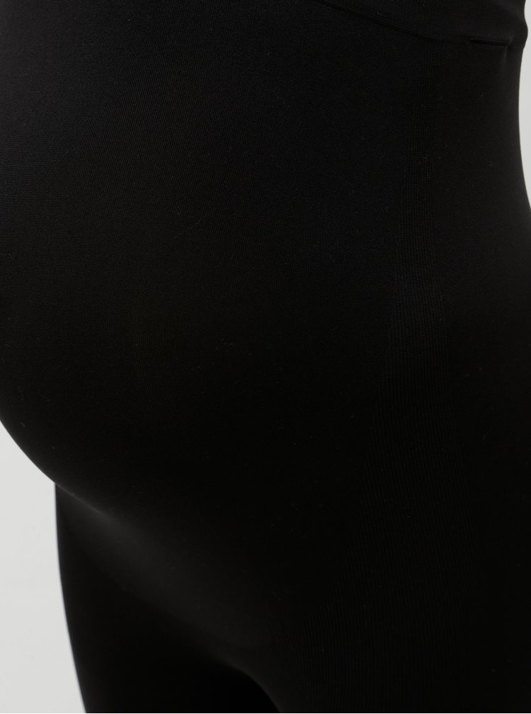 Černé těhotenské legíny Mama.licious Jeanne