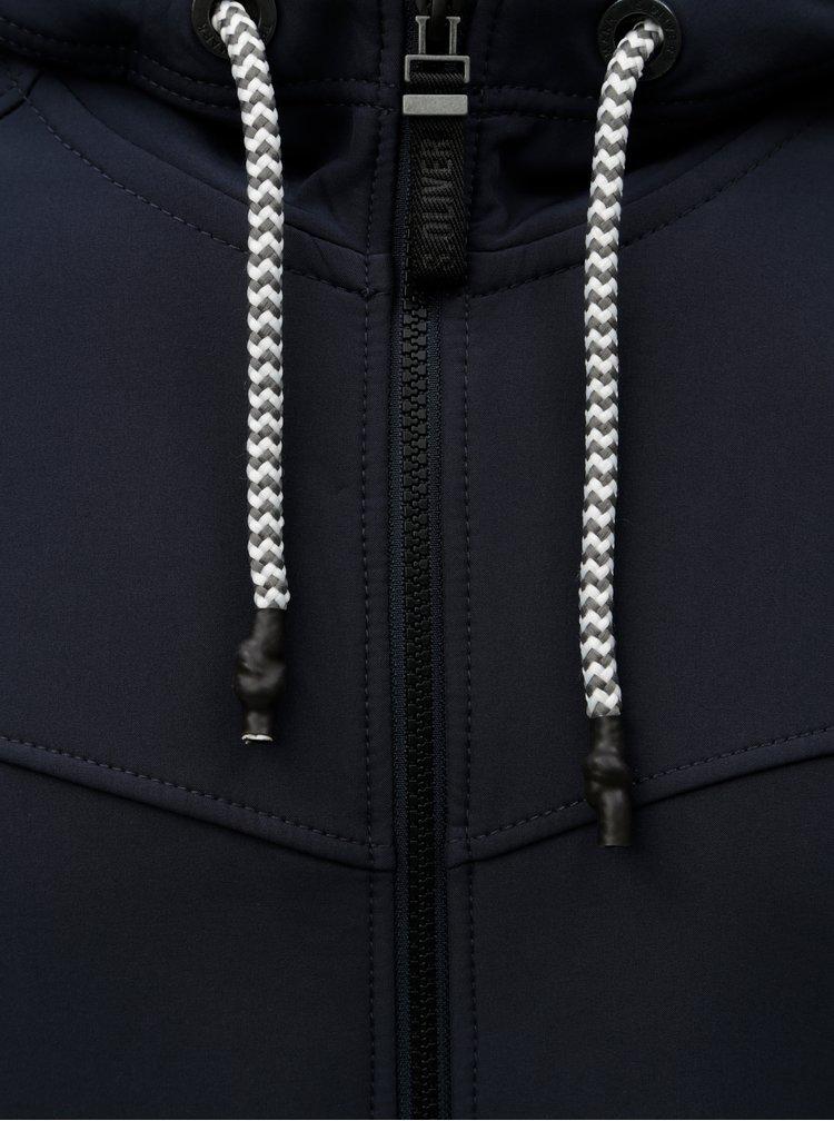 Jacheta barbateasca sport albastru inchis s.Oliver
