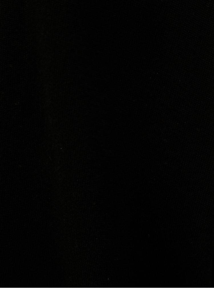 Černý dámský kardigan s 3/4 rukávem s.Oliver