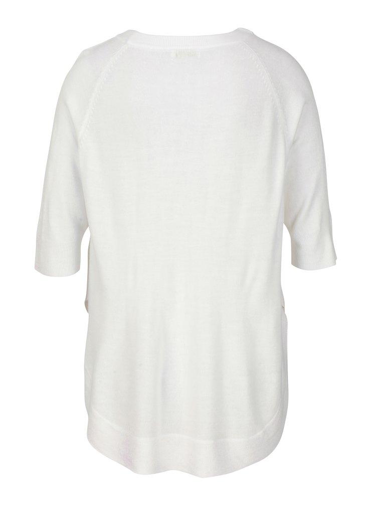 Krémový volný svetr Jacqueline de Yong Limbo