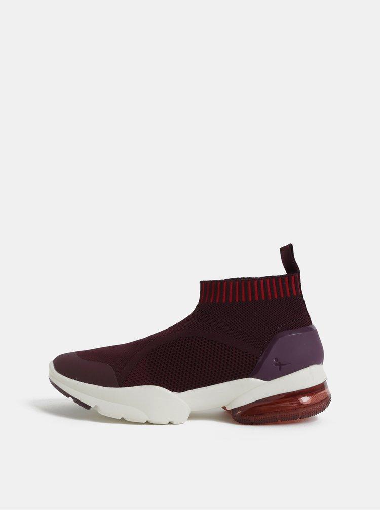 Pantofi sport inalti visinii Tamaris