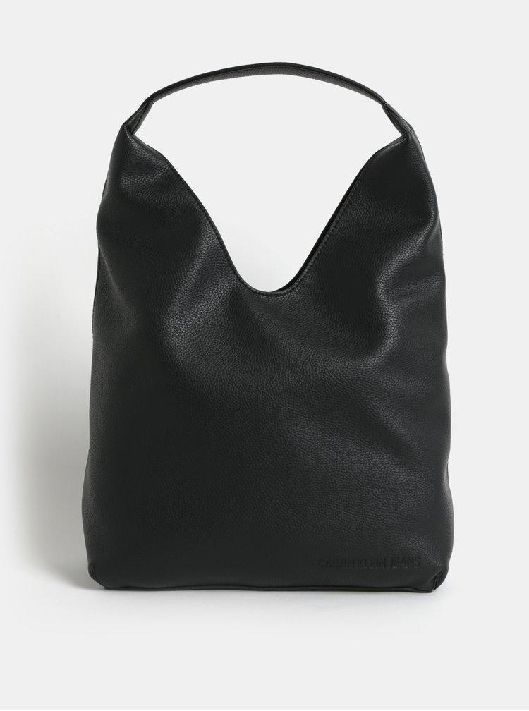 Černá kabelka přes rameno Calvin Klein Jeans