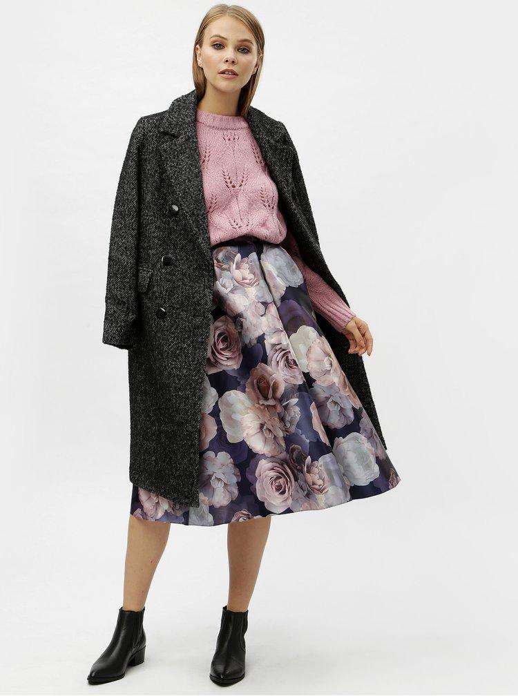 Pulover roz VERO MODA Bubo