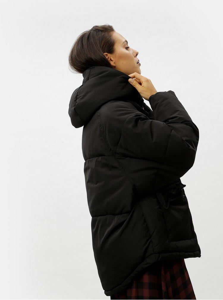 Jacheta puffa neagra Moss Copenhagen Filia