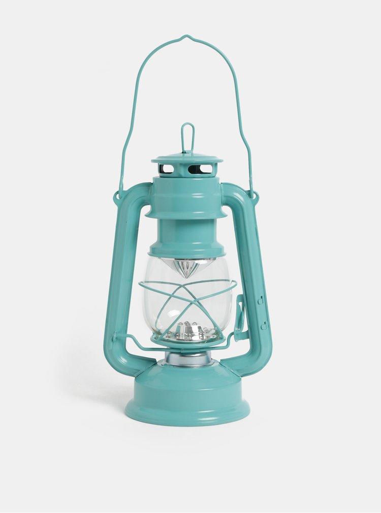 Zelená LED lucerna Kaemingk