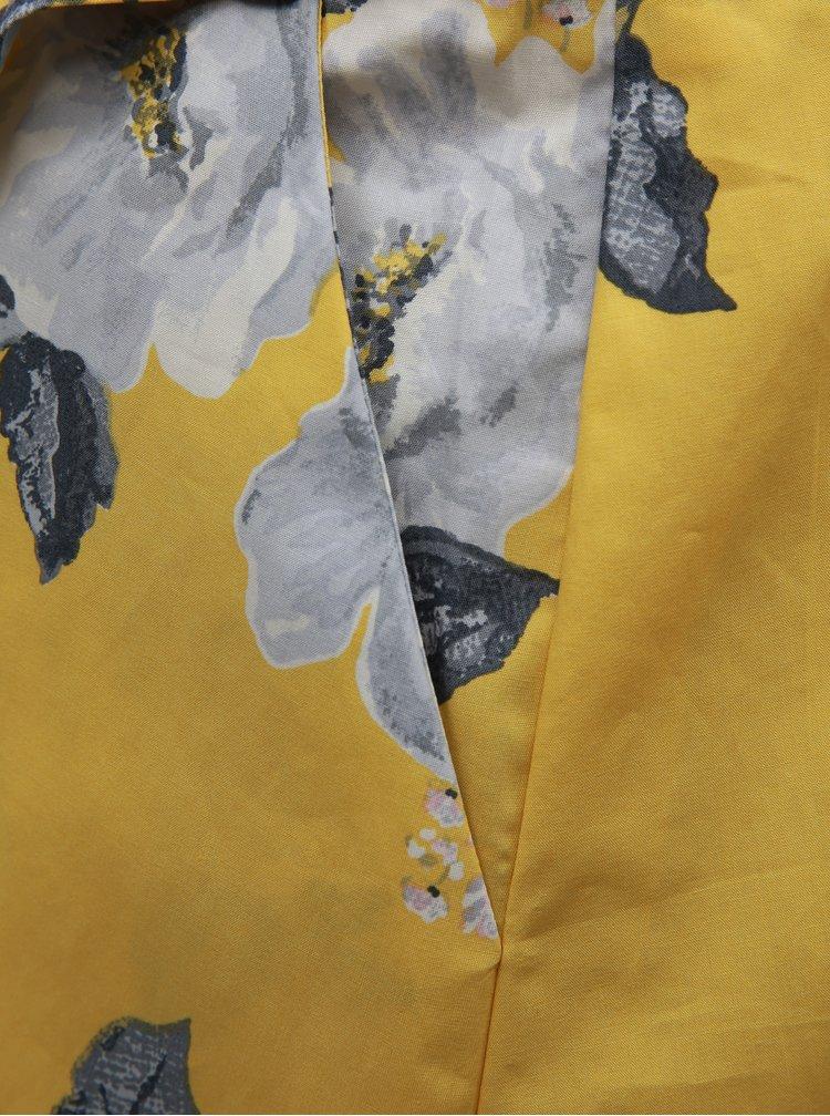 Žltá kvetované sukňa Cath Kidston