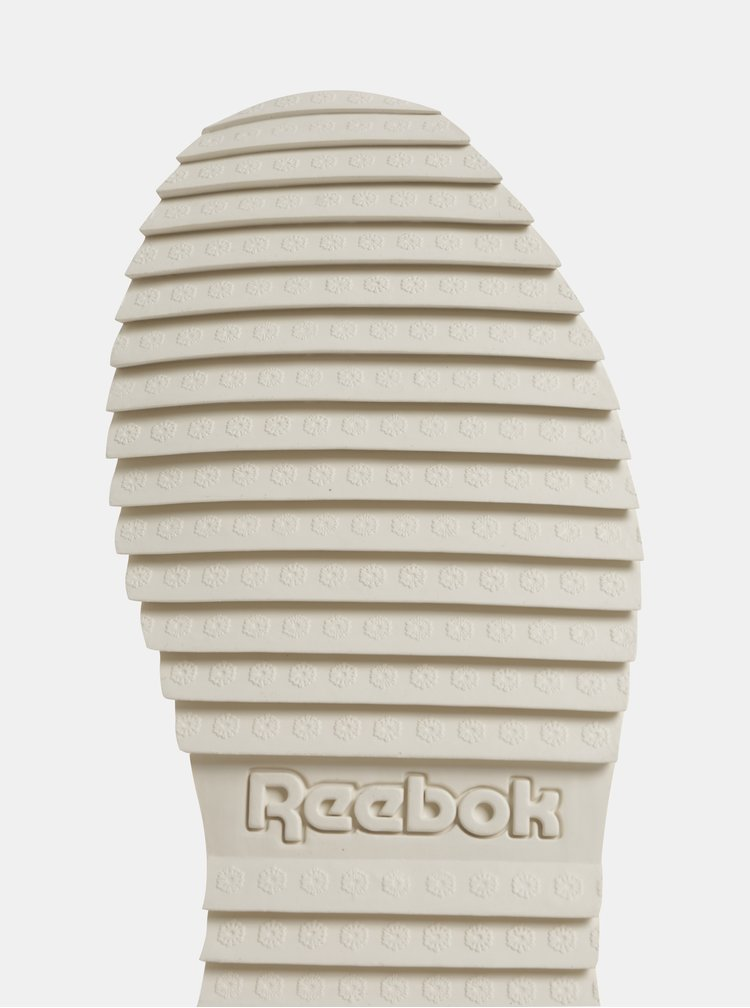 Tenisi barbatesti gri inchis din piele intoarsa Reebok Classic
