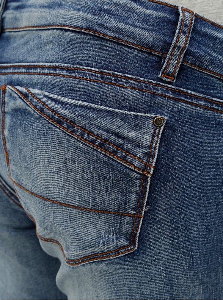 Modré těhotenské džíny Mama.licious Santiago