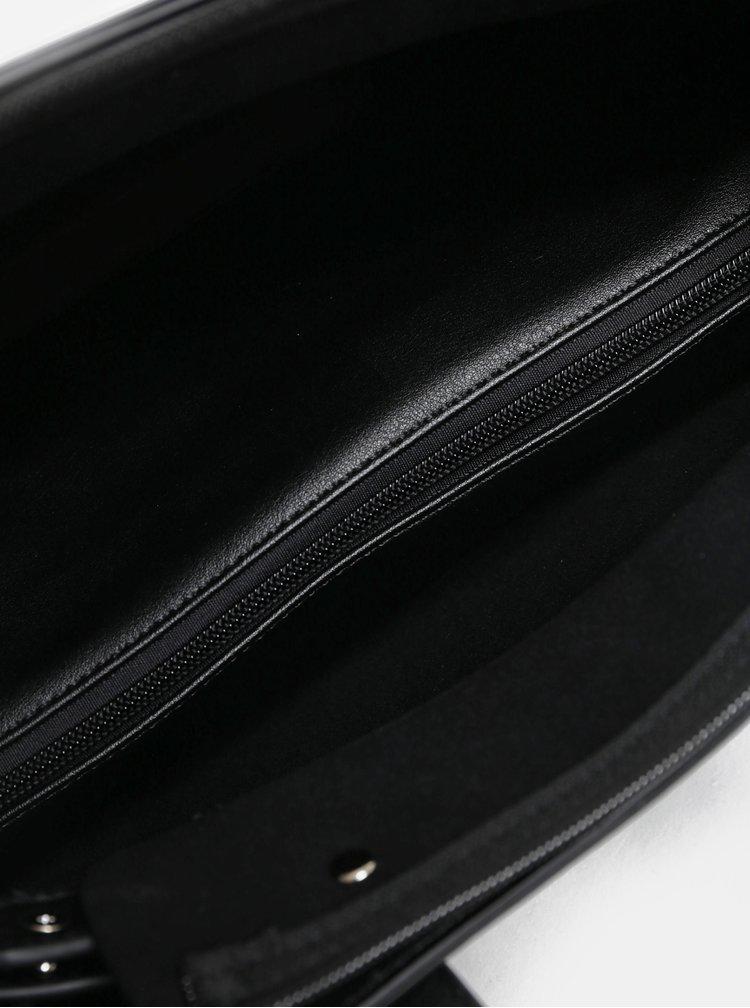 Geanta neagra cu geanta crossbody 2 in 1 Meatfly