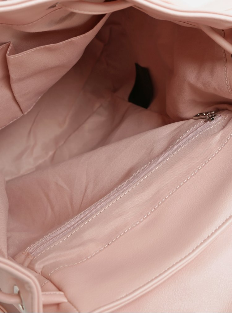 Sac de dama roz deschis Meatfly
