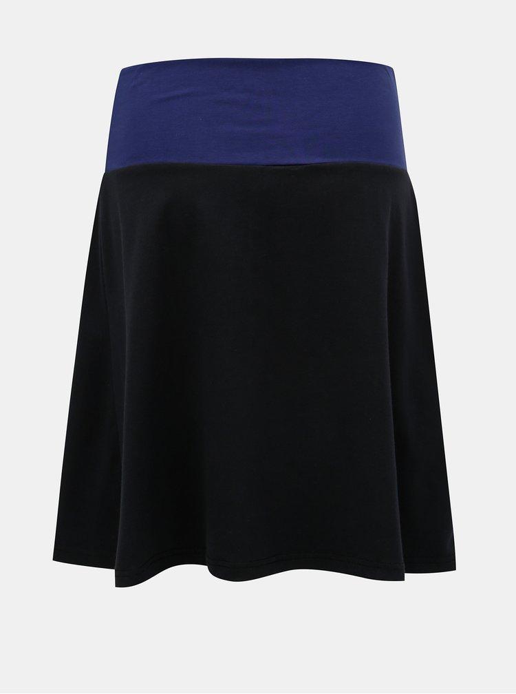 Modro-černá sukně Tranquillo Cama