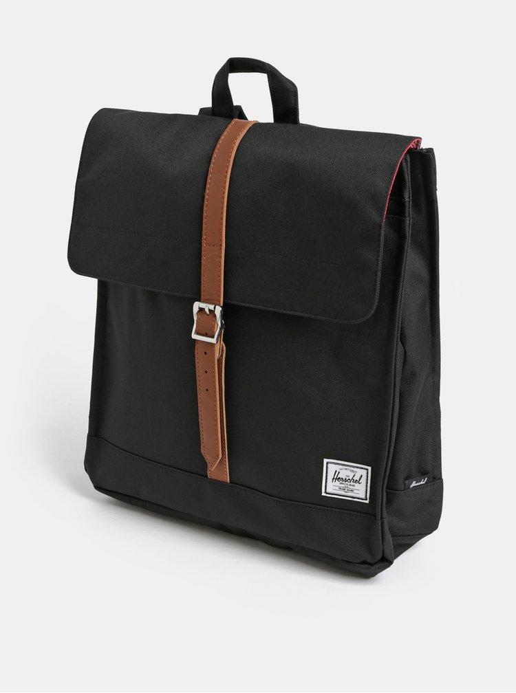 Černý batoh Herschel City Mid 14 l