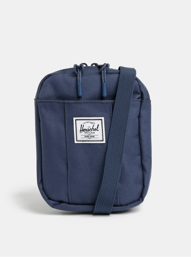 Tmavě modrá crossbody pánská taška Herschel Cruz