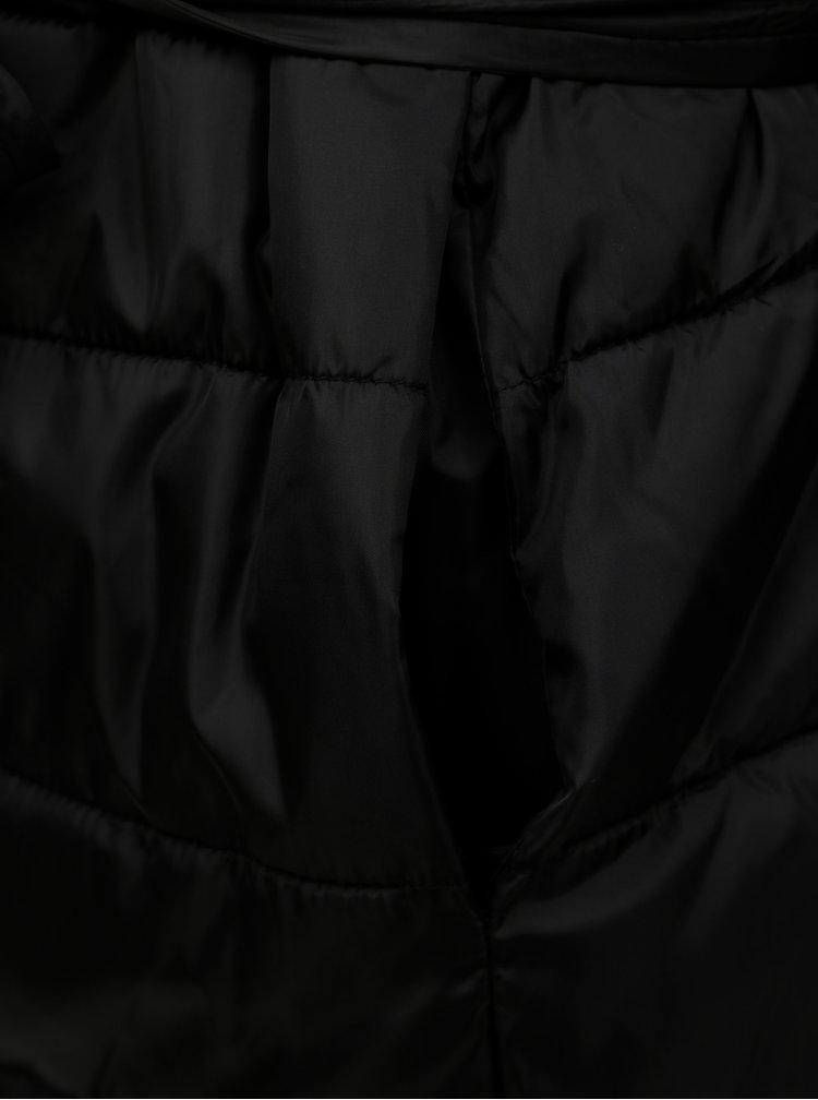 Geaca matlasata neagra Jacqueline de Yong Harper