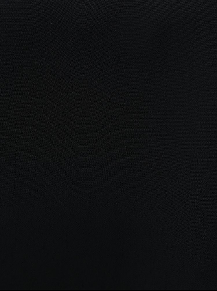 Top negru cu stras decorativ Dorothy Perkins