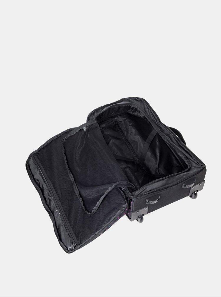 Geanta/Rucsac de calatorii de culoare neagra cu buline din colectia Meatfly