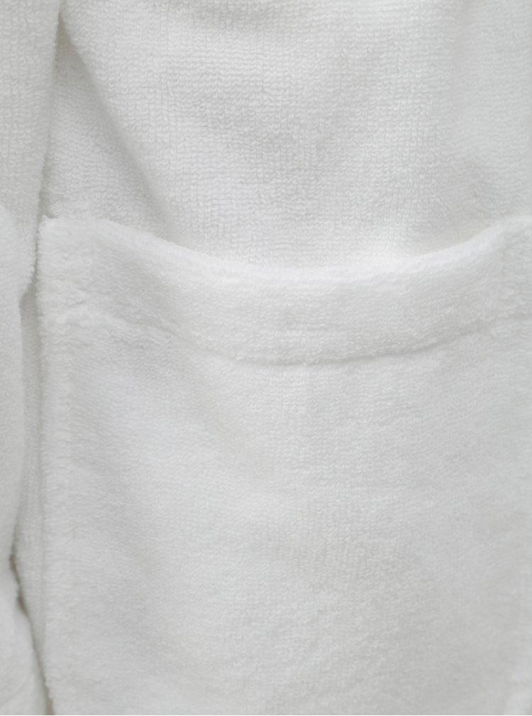 Bílý župan Calvin Klein Underwear