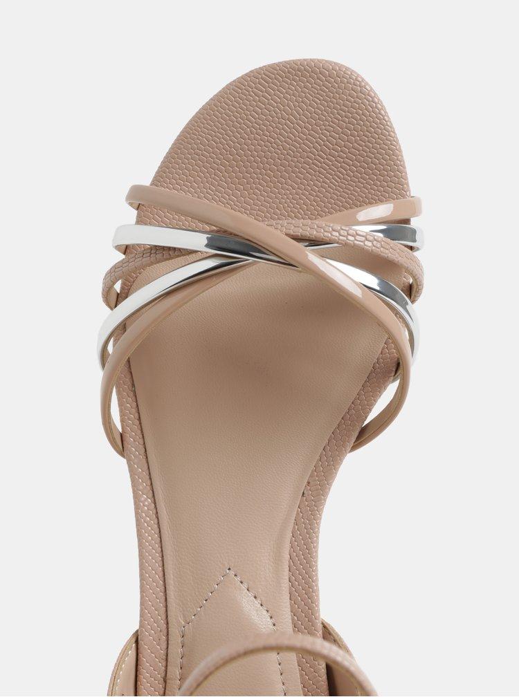 Sandale de dama roz pal ALDO
