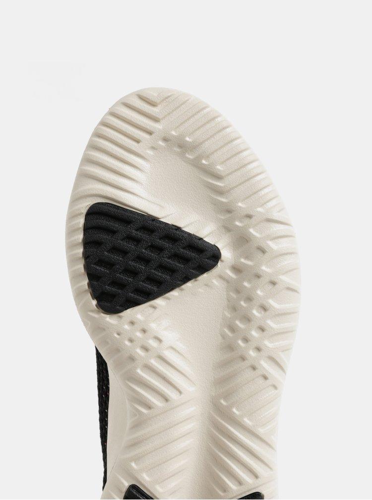 Růžovo-černé dámské tenisky adidas Originals Tubular Shadow