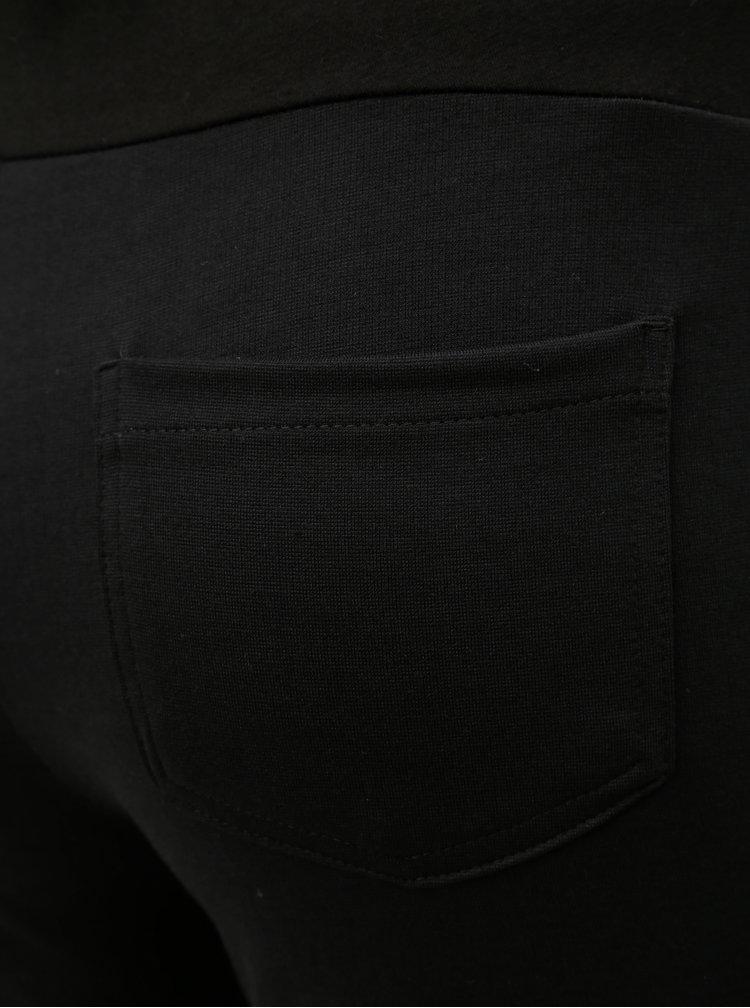 Černé těhotenské legíny Mama.licious Mivana