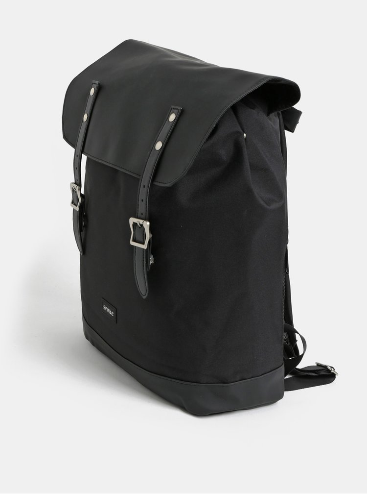 Černý batoh Spiral Soho 16 l