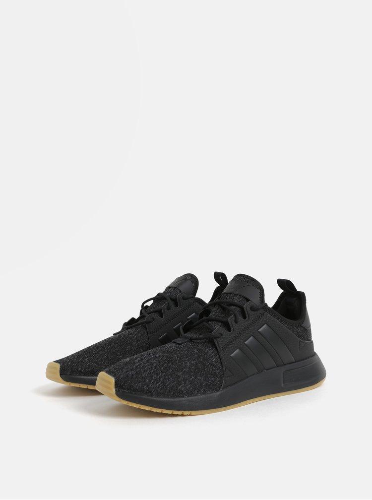 Černé pánské tenisky adidas Originals X_PLR