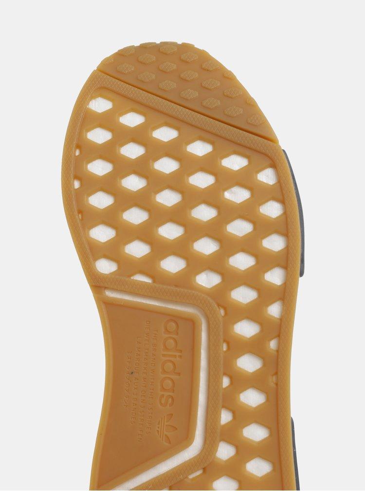 Šedé pánské tenisky adidas Originals NMD_R1