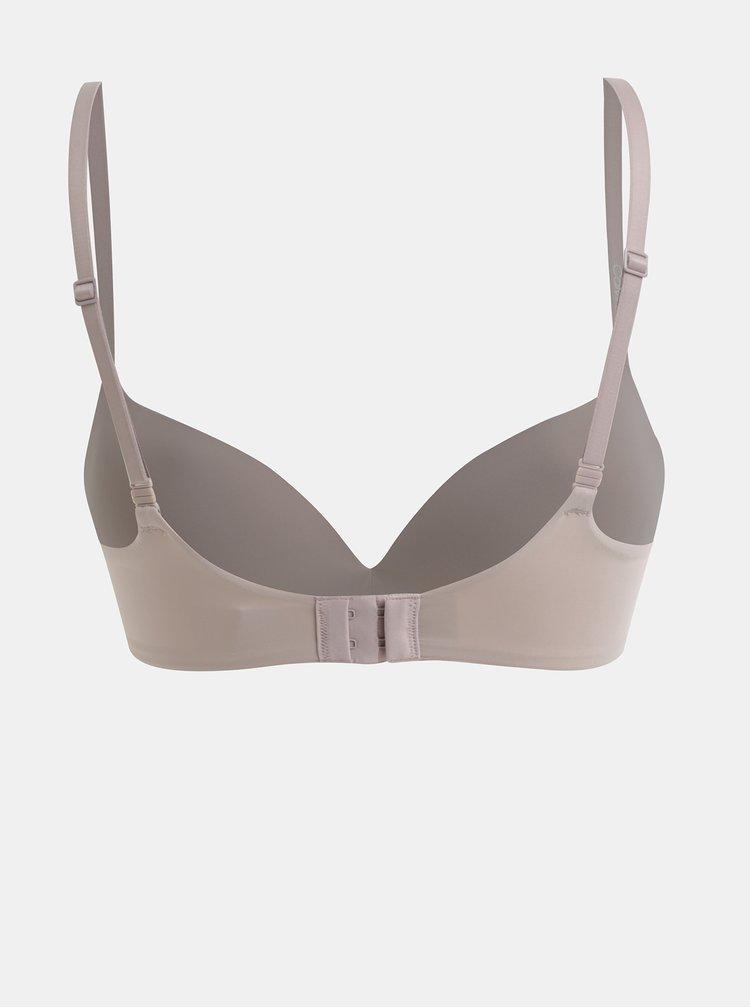 Tělová hladká push up podprsenka Calvin Klein Underwear