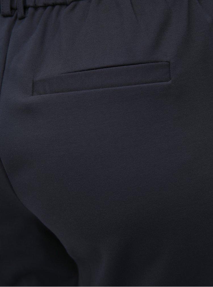 Tmavě modré kalhoty ONLY Poptrash