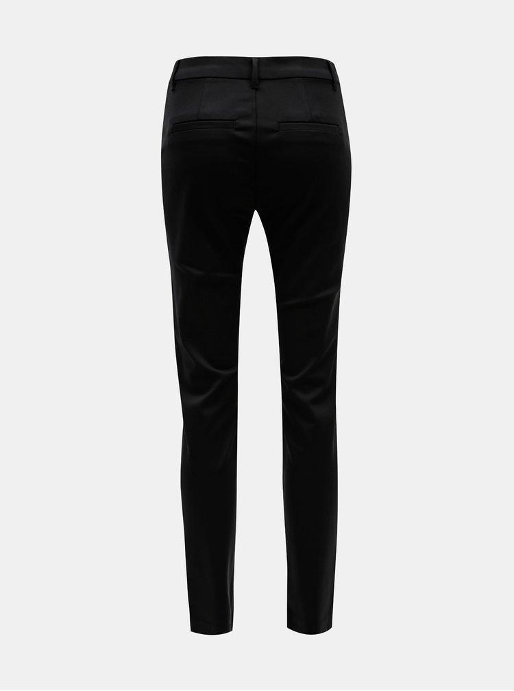 Černé formální kalhoty VERO MODA