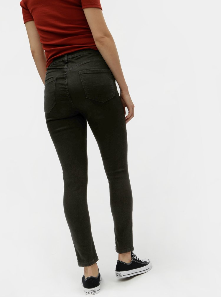 Černé slim džíny Dorothy Perkins Petite Shape & Lift