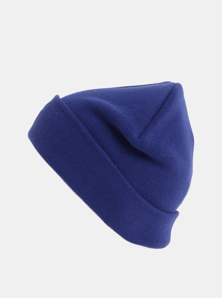 Modrá čepice s vyšitým logem GANT Logo Hat
