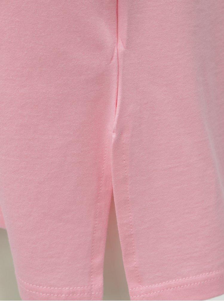 Růžová noční košile s potiskem ZOOT