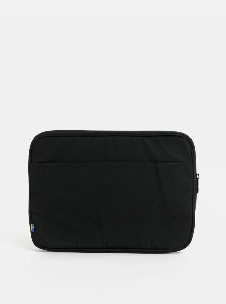 """Černé pouzdro na notebook Fjällräven Kånken laptop case 13"""""""