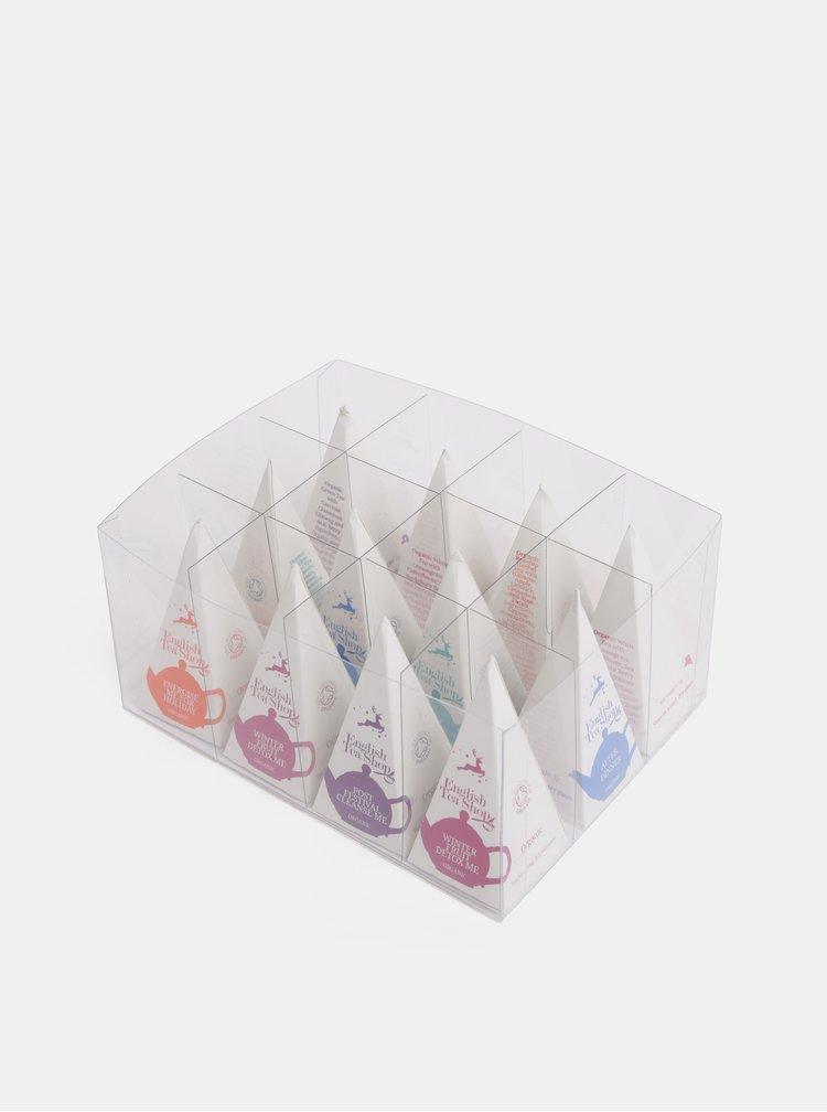 Darčeková krabička čajov English Tea Shop Zimná kolekcia