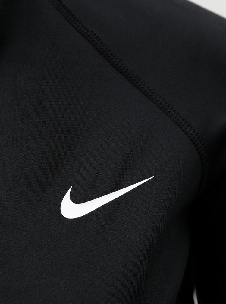 Tricou functional negru de dama Nike