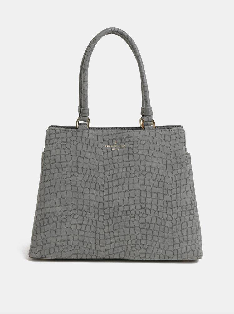 Sivá kabelka Paul's Boutique Suki