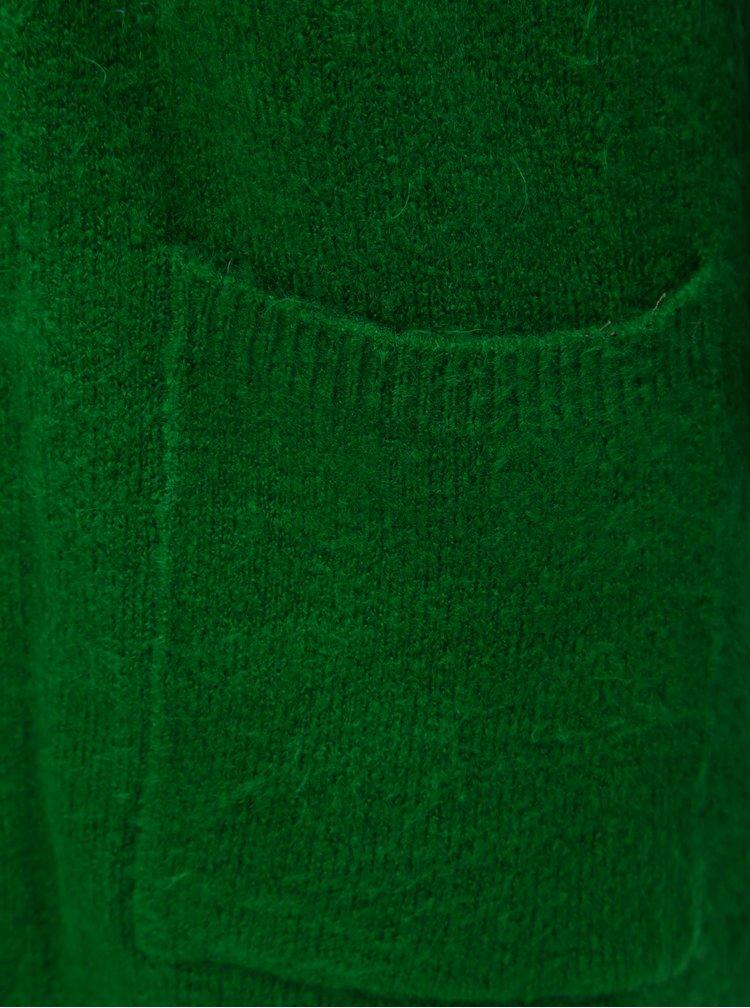 Modro-zelený kardigan ONLY Salvador