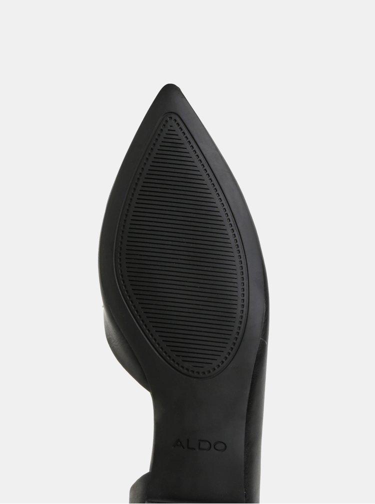 Černé baleríny ALDO Gloacia