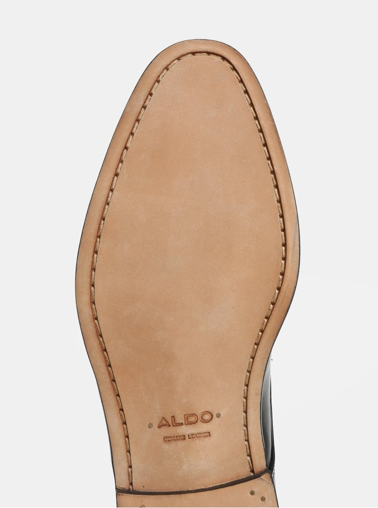 Pantofi barbatesti negri din piele ALDO Patern