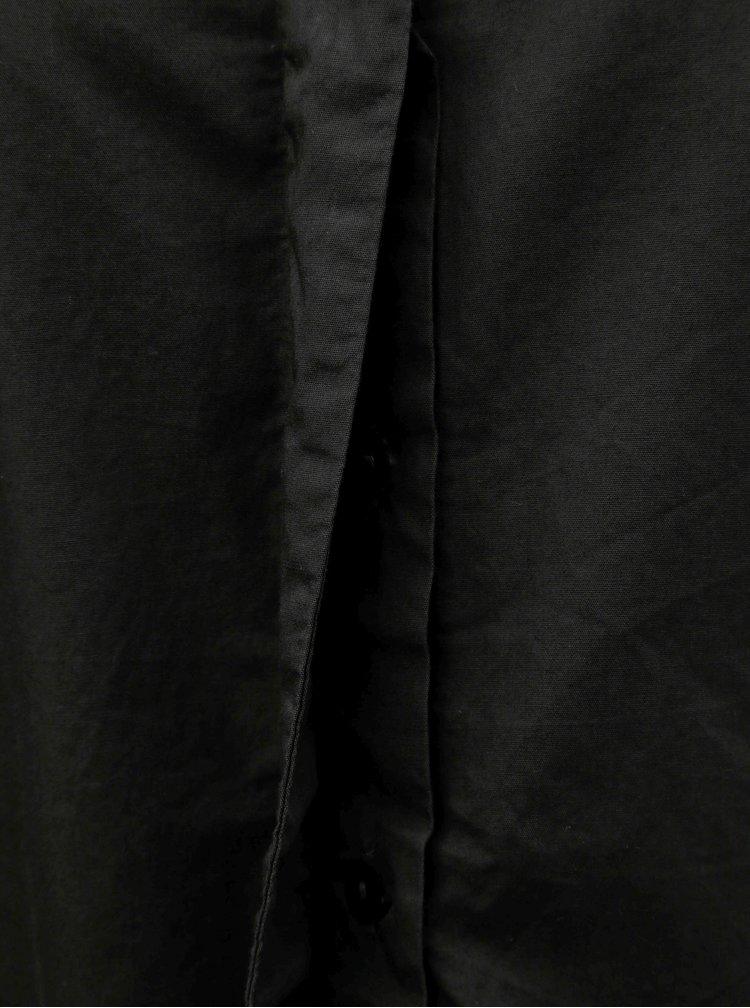 Camasa neagra oversize VERO MODA Flow
